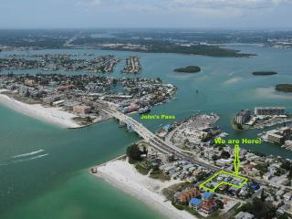 1-bedroom apartment with Gulf View - Treasure Island vacation rentals