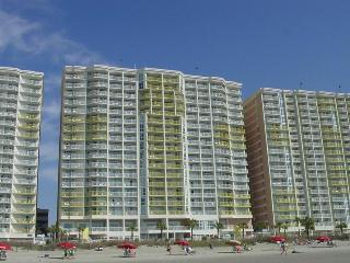 2BR Oceanfront Condo Beautiful Oceanfront View - North Myrtle Beach vacation rentals