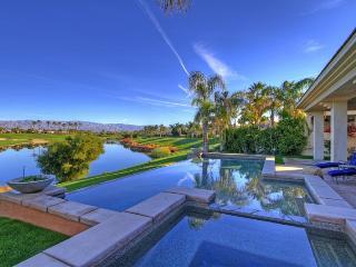 Incredible Lake, Golf, and Mountain View Home. - La Quinta vacation rentals