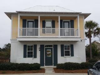 Lovely House in Seagrove Beach with A/C, sleeps 6 - Seagrove Beach vacation rentals