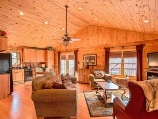 Luxe Cabin Less Then 3 Miles To T.I.E.C. - Tryon vacation rentals