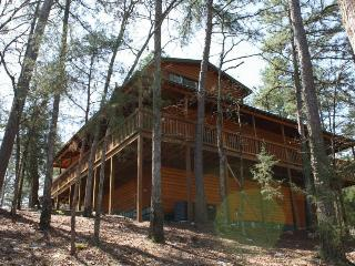 Secluded Big Pine Cabin in Broken Bow - Oklahoma vacation rentals