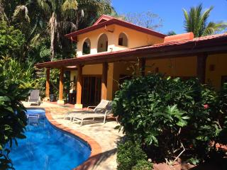 Comfortable 4 bedroom Villa in Nosara - Nosara vacation rentals