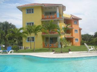 Perla Marina-2 bd 1 ba poolside, w balcony and AC - Cabarete vacation rentals
