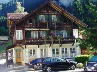 Cozy 2 bedroom Chalet in Lauterbrunnen with Internet Access - Lauterbrunnen vacation rentals