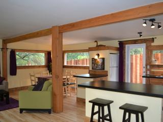 Heart of the Creek Cottage - Gibsons vacation rentals