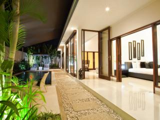New Luxurious 2 Bedroom Villa Seminyak North - Bali vacation rentals