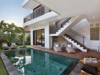 %%% OFFERS!!!! MODERN LUXURY!! 3 BEDROOM VILLA in Seminyak/POOL/close to beach!! - Seminyak vacation rentals