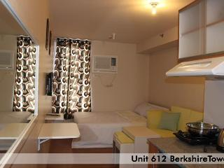 Fully Furnished Condo Unit near Ortigas - Pasig vacation rentals