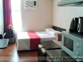 Manila Condo for Rent at Pasig City near Ortigas - Pasig vacation rentals