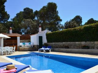 4 bedroom Villa with Internet Access in Cala Galdana - Cala Galdana vacation rentals