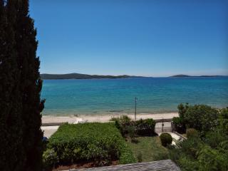 Beautiful house first row by the pebble beach! - Zaboric vacation rentals