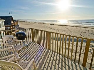 Outstanding Beachfront Views of Haystack Rock in Pacific City, Sleeps 12 - Pacific City vacation rentals