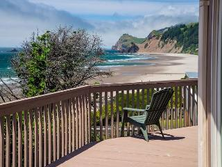 Roads End Oceanfront Home w/Hot Tub - Lincoln City vacation rentals