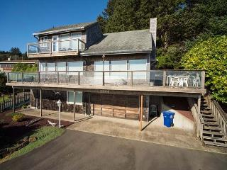 Popular Roads End home with spectacular ocean views - Lincoln City vacation rentals