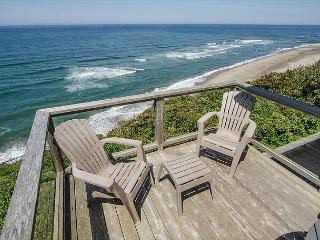 Easy-Access Oceanfront Home has Fabulous Views - Lincoln City vacation rentals