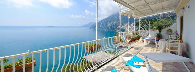 La Sorgente del Sole Deluxe Apartment - Positano vacation rentals