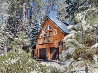 Family & dog-friendly retreat w/private hot tub & ping-pong table & shared pool! - Truckee vacation rentals