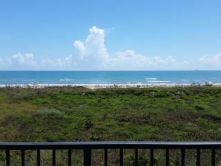 Get some Vitamin SEA! 2/2 condo ON the BEACH - South Padre Island vacation rentals