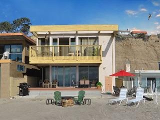 Family Beach House On The Sand! Sleeps 8 - Capistrano Beach vacation rentals