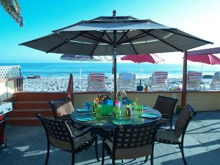 Beach Duplex on the Sand!  Weekend OK! Sleeps 10 to 20 - Dana Point vacation rentals
