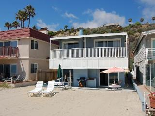 315 - Large Family Style Beach Home on the Sand - 5 Bed/2 Bath Sleeps 10 - Dana Point vacation rentals