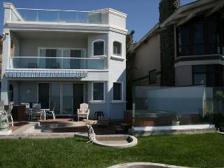 Beautiful Large Family Style Beach House on the Sand with Hot Tub! 485 - Dana Point vacation rentals