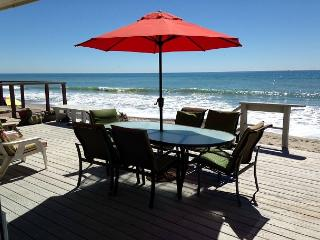 Family Beach House Right on the Sand -  Sleeps 10 - Capistrano Beach vacation rentals
