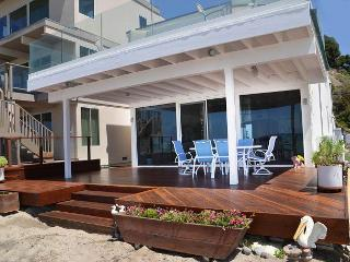 Modern Beach Condo on the Sand - Sleeps 6 to 12 (067L) - Dana Point vacation rentals