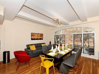 5BR/3BA Chelsea Townhouse with garden for 10 - New York City vacation rentals