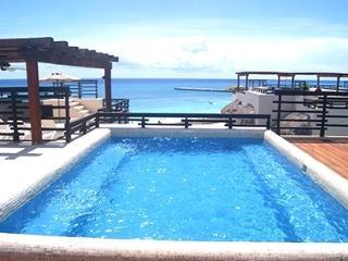 OCEAN VIEW PENTHOUSE 3 bedrooms Aldea Thai mamitas - Playa del Carmen vacation rentals