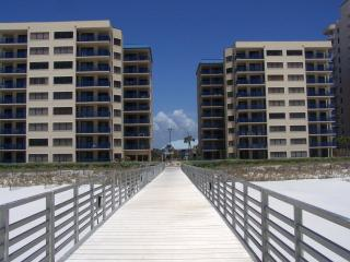 Four Seasons 104 (Ground Floor) Has Fishing Pier - Orange Beach vacation rentals