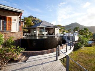 Impressive villa offering breathtaking views WV IND - Saint Barthelemy vacation rentals
