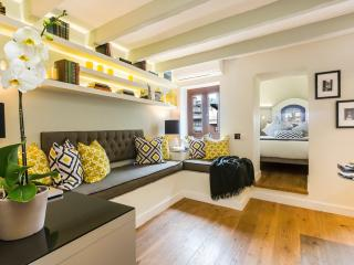 Love Nest on Rooftop Studio with Terrace & BBQ - Barcelona vacation rentals