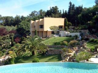 Luxury 6 Bedroom French Riviera Villa with a Hot Tub and Pool, YNF LGO - Beausoleil vacation rentals