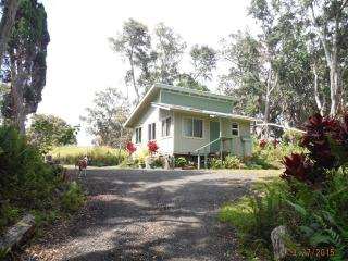 Peaceful Private Rainforest Getaway - Naalehu vacation rentals