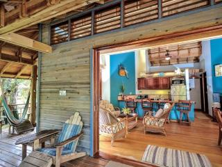 Casa Concha - 150' from the beach - sleeps 8 - Roatan vacation rentals