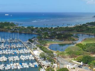 Luxury Yacht Harbor Towers! - Honolulu vacation rentals