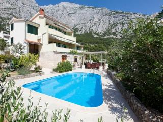 Villa Vrcani **** with pool - Makarska vacation rentals