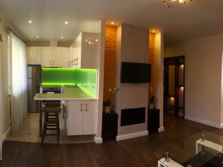Vitolu street apartment - Liepaja vacation rentals