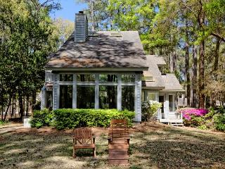 Bright, Open, Beautiful 3BR+Loft/3BA Home with IMAX View of Nature - Hilton Head vacation rentals