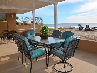 Large Family Beach House on the Sand 099L - 3 BED, 3 BATHS Sleeps 8 to 16!!! - Dana Point vacation rentals