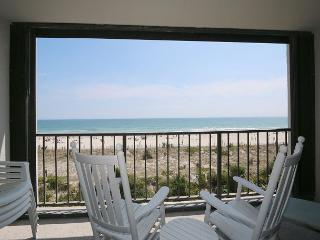 Station One - 3D Sink - Oceanfront condo with community pool, tennis, beach - Wrightsville Beach vacation rentals