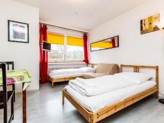 01 Easy Apartment Cologne 4 km to the trade fair - Cologne vacation rentals
