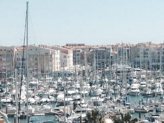 Beautiful apartment with harbor view 2-4 p. - Cap-d'Agde vacation rentals