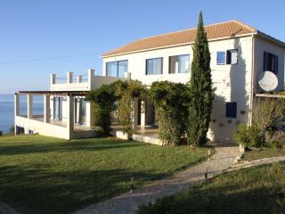 Villa Blue Whale, an unique villa with private beach in Corfu - Karousades vacation rentals