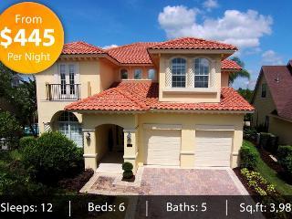 Coming Soon - Luxury 6 Bed Villa - Central Florida vacation rentals