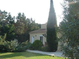 Modern house in Aude, Languedoc-Roussillon, with garden and private pool - sleeps 6 - Languedoc-Roussillon vacation rentals