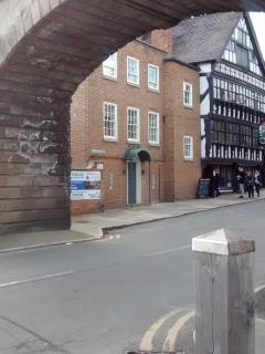 Luxury 1st floor flat in Chester City Centre - Chester vacation rentals