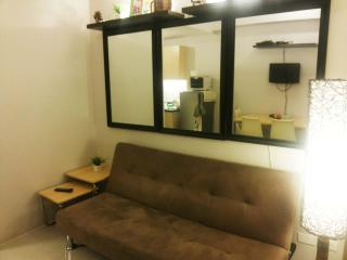 Fully Furnished 1BR Condo Beside Mall (2707) - Quezon City vacation rentals